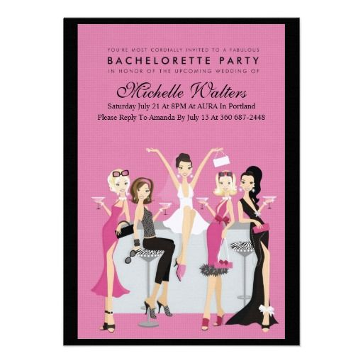 Top 25 ideas about Bachelorette Party Invitation Templates on – Bachelorette Party Invitations Templates