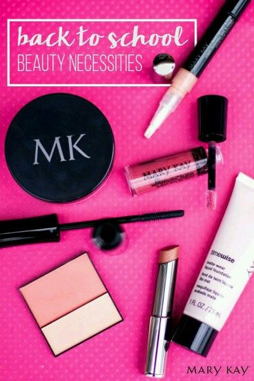 Find your way back to the perfect fall beauty look with these back to school Mary Kay® makeup products! Http://www.marykay.com /cherilynsmith