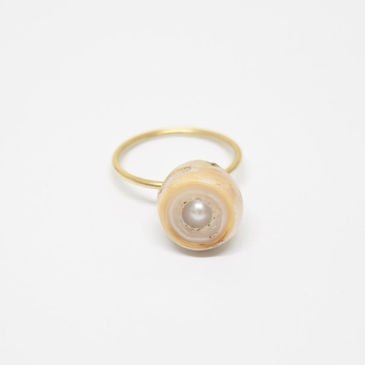 JIRO KAMATA -   Pearl Ring 2009 for Barocco Exhibition