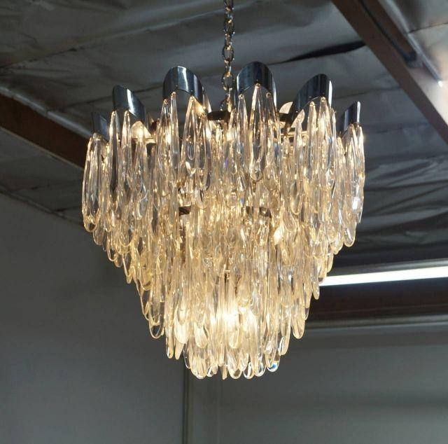 205 best swarovski images on pinterest light fixtures swarovski inspiring vintage crystal quotraindropsquot chandelier for sale at 1stdibs crystal raindrop chandelier aloadofball Choice Image