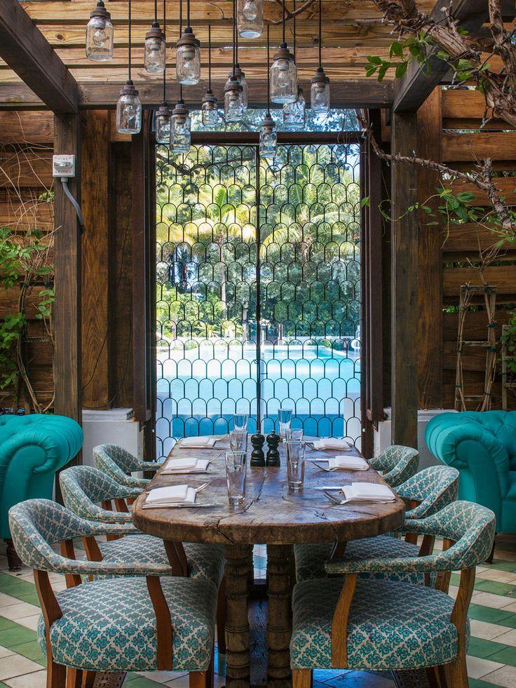 Cecconi's Miami Beach, Italian restaurant