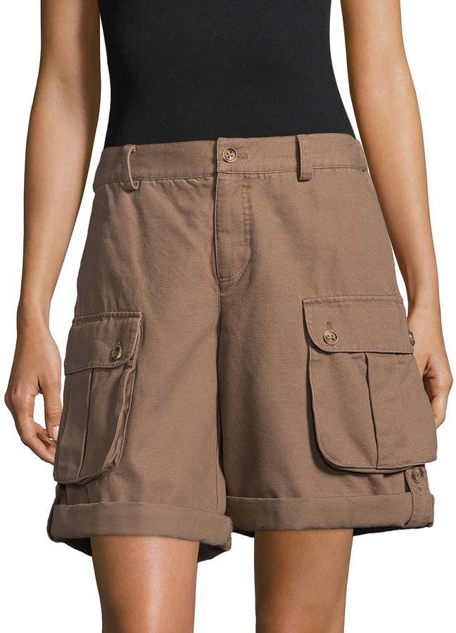 Consider, that womens redhead cargo shorts