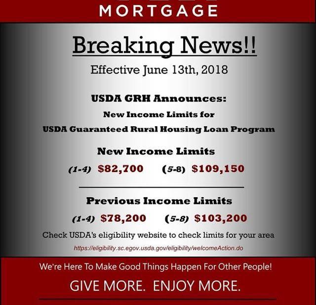 Kentucky Usda Rural Housing Loans Kentucky Usda Income Limits As Of 06 13 2018 Usda Loan Kentucky