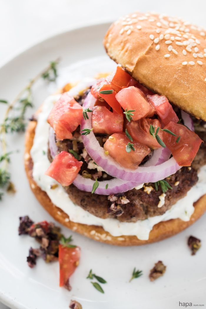 Best 25+ Greek burger ideas on Pinterest | Greek turkey ...