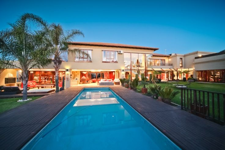 5 bedroom house for sale in Bryanston - Magnificent
