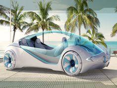 futuristic, Buick Ula Concept, Driving, Boating, car, amphibious vehicle, transparent top, concept, auto, transportation, future, automobile, Josh Henry, boat, car, 3D printed