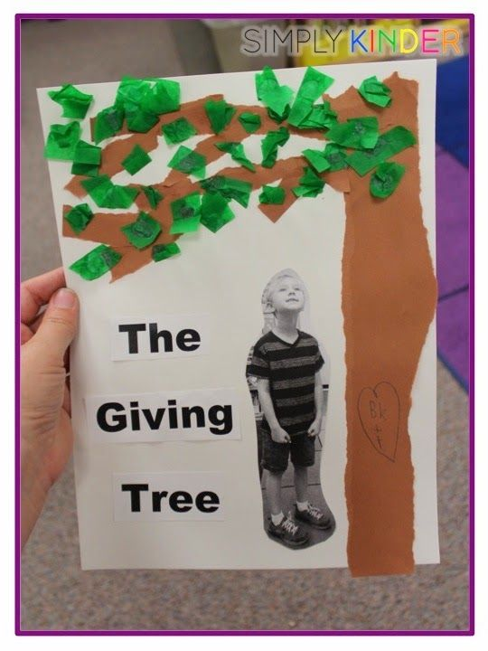 38 best 1st grade - the Giving Tree project images on ...