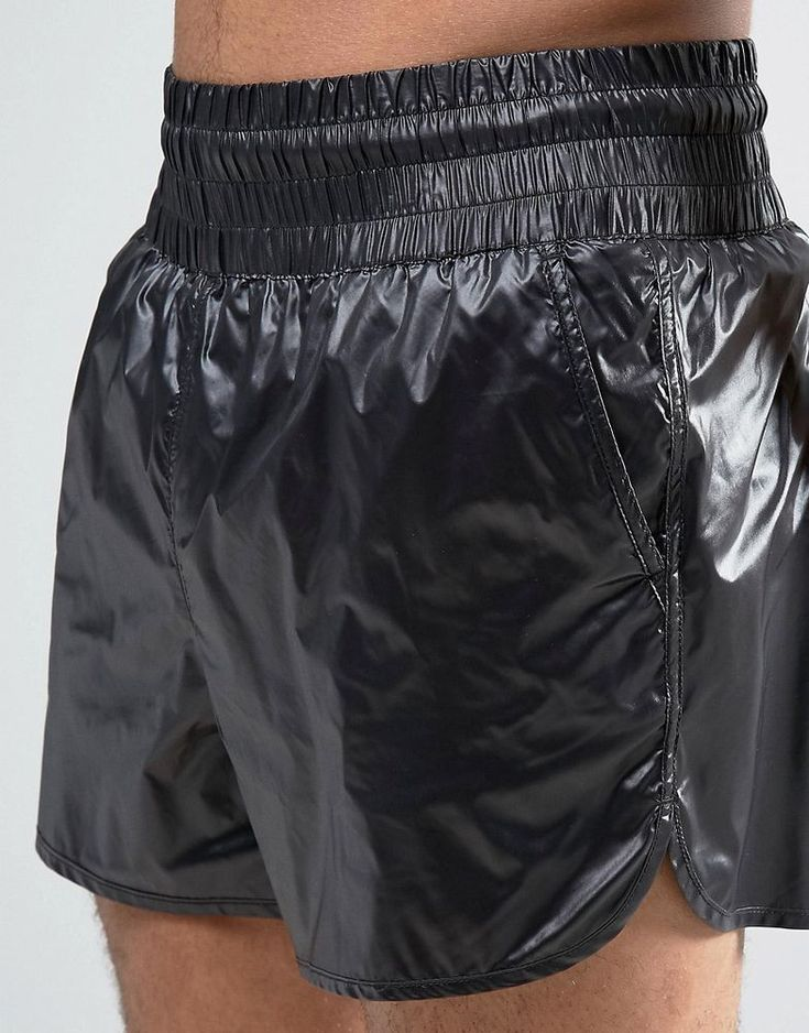 image Gay fisting shiny shorts xxx anal fisted