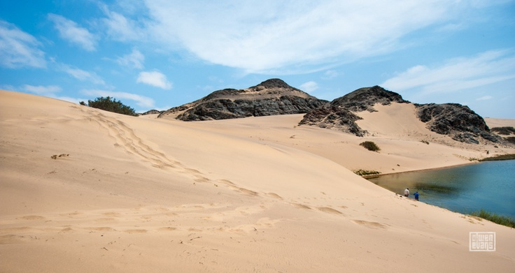 The ellies have been sliding down to the spring! Auses Spring, Hoanib Skeleton Coast Camp. Namibia.