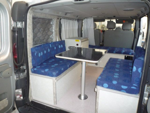 Helix Camper: allestimento camper puri - Scalenghe (TO)