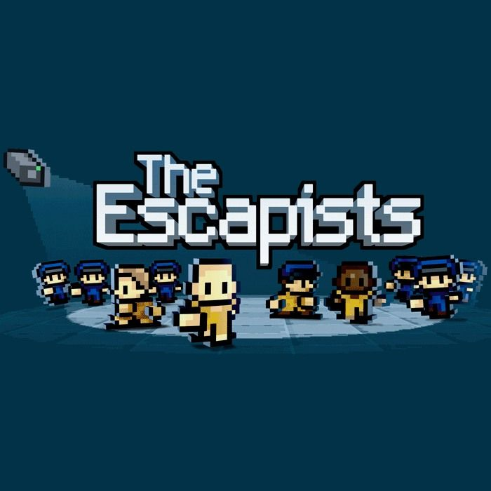 What a fun little game. It can be frustrating at times though #the #escapists