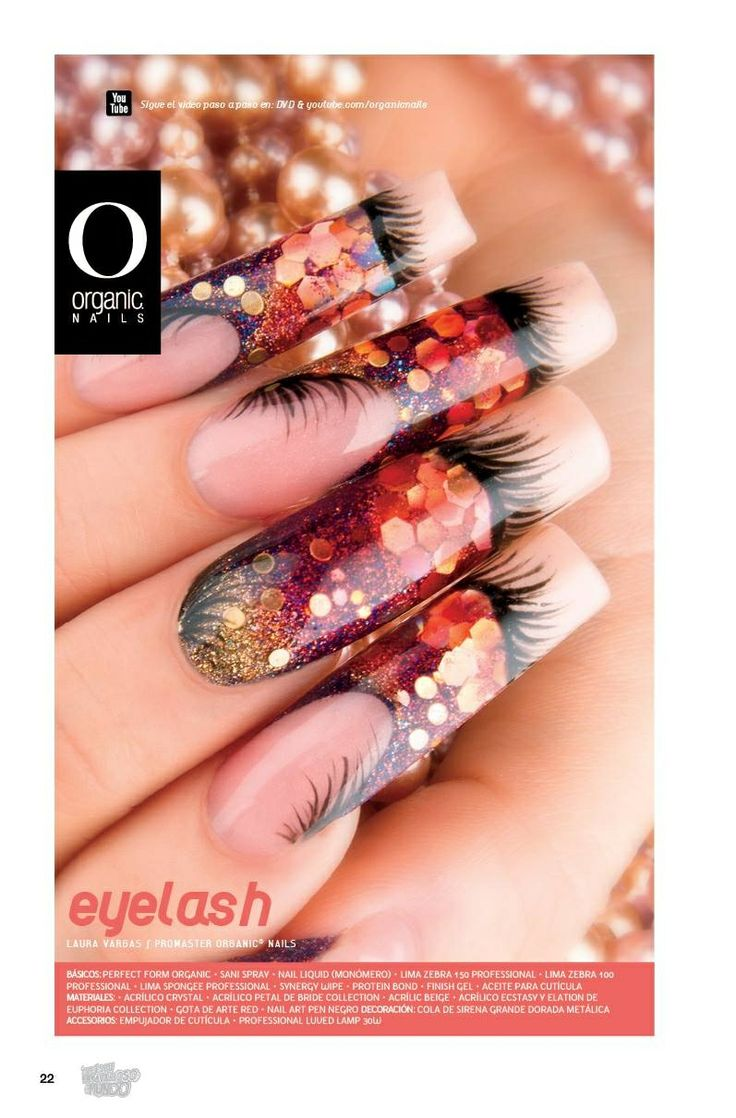 Best 25 organic nails ideas on pinterest 3d nail art sparkly laura vargas promaster organic nails prinsesfo Choice Image