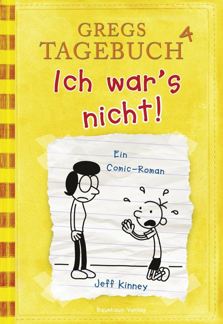 Gregs Tagebuch 4 - Ich war's nicht!  ($8.46) http://www.amazon.com/exec/obidos/ASIN/B00ABINV6Q/hpb2-20/ASIN/B00ABINV6Q