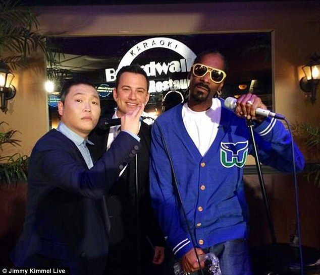 Psy and Snoop Dogg get wasted in South Korea for Hangover music video #dailymail