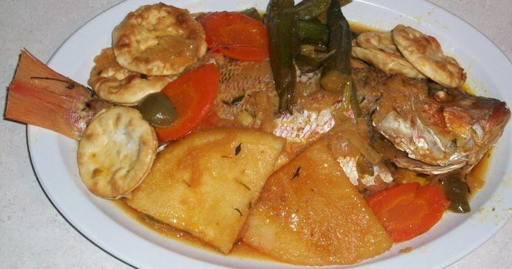 Recipe for jamaican steamed fish recipes pinterest for Jamaican steam fish