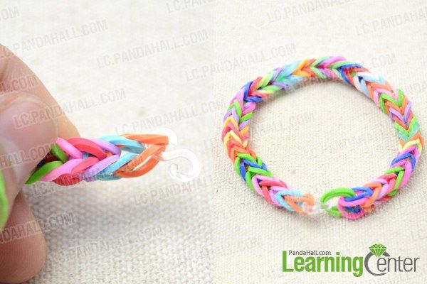 best 25 fishtail loom bracelet ideas on pinterest