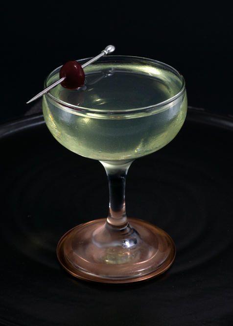 Conifer   Tuxedo no.2   pear brandy, green chartreuse, maraschino liqueur, dry vermouth, spruce essence