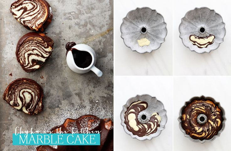 Some may say these cakes are daggy, but I love them. I love cutting in and seeing stripes and shapes, and they are so simple to make, sure, a little messy..