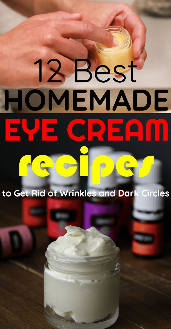 Get Rid Of Dark Circles And Wrinkles Effectively With These