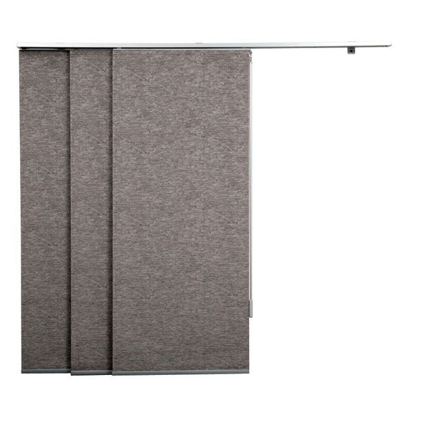 Panel Glides Blockout - Portsea - Keep out the heat and the light with the Portsea Panel Blind.  This modern and contemporary blind is practical and stylish with the added benefit of being affordable.