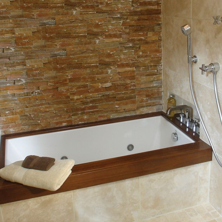 Bathtubs For Small Bathrooms Part - 38: Best 25+ Standard Tub Size Ideas On Pinterest   Master Bath, Master Bath  Layout And Contemporary Toilets