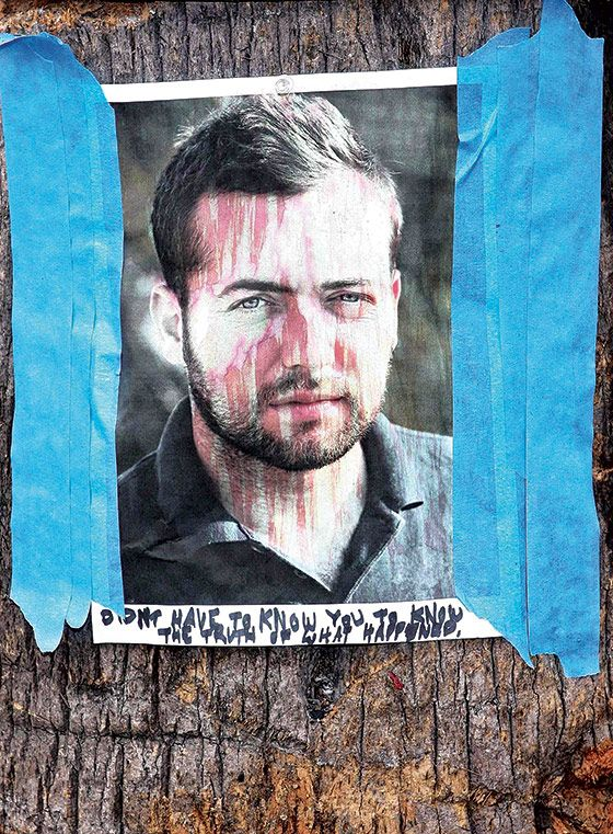 """Who Killed Michael Hastings"" from NY Mag. ""Reflexively distrustful, eager to make powerful enemies, the young journalist whose Mercedes exploded in Los Angeles one night couldn't possibly have died accidentally, could he?"""