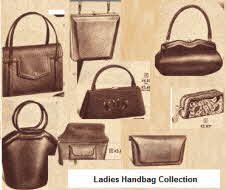 1950s Style Bags