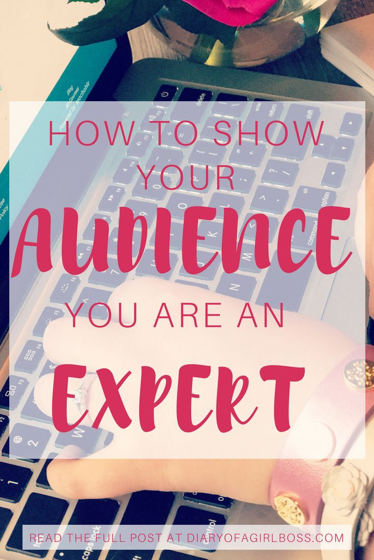 Establishing your expertise with your audience is a key aspect of owning your own business. Your clients have to get know, like and trust you before they buy from you! Read the full post now or pin for later and start building a bigger and better business!
