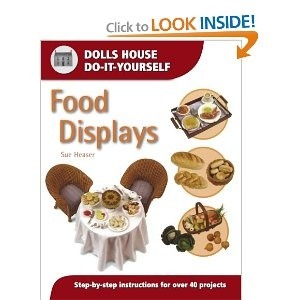 164 best dollhouse books magazines images on pinterest doll food displays dolls house do it yourself by sue heaser another great book for learning to make miniatures with clay lots of projects to get started solutioingenieria Choice Image