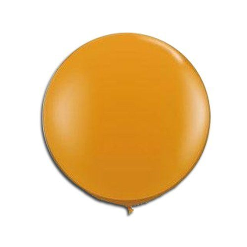 Standard Orange 3' Latex Balloon by Qualatex. Save 81 Off!. $1.35. Brighten up the party with this colorful latex balloon.