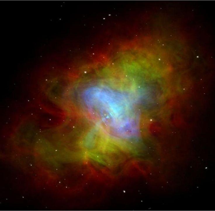 GRANCHIO#NEBULOSA#GRANCHIO#M1, #NGC1952,#CRAB #NEBULA, Costellazione del #Toro.