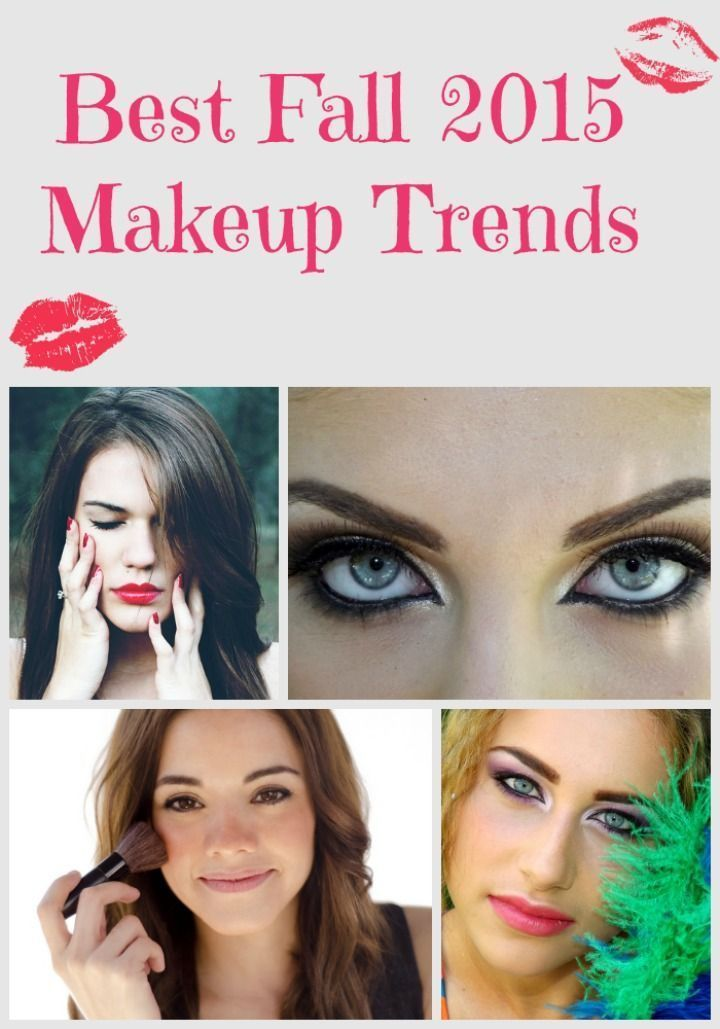 Your fall makeup will arise from palettes of purples, nudes and rose golds. Here are some of the best fall 2015 makeup trends.