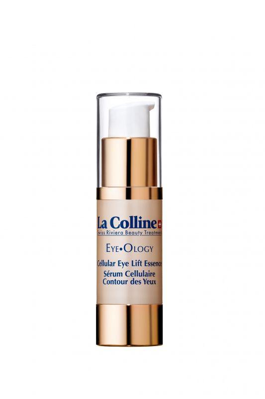 La Colline Cellular Eye Lift Essence, verstevigend oogserum dat direct glad strijkt.  Vandaag besteld Morgen in Huis.
