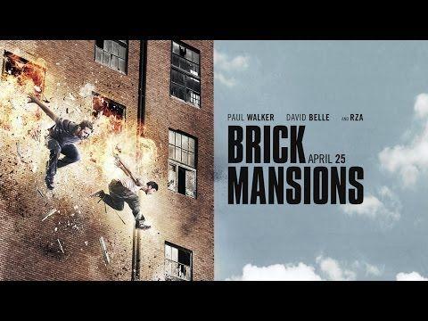 """MOVIE REVIEW: """"Brick Mansions"""" RIP Paul Walker #WritersBlock"""
