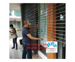 ahli service rolling door murah 081295955409 jakarta pulogadung kelapagading sunter tebet cakung