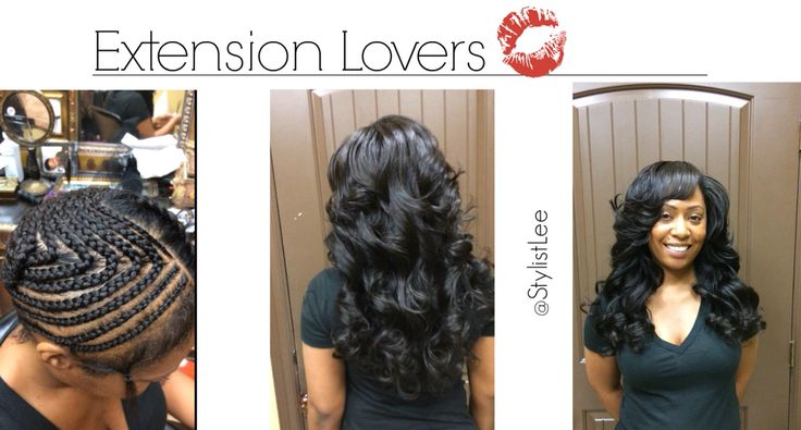 Who doesn't love long hair every now and than ! Full head weave sew in/ leave out .. Book this look at www.stylistlee.com #hair #extensionlove #lahair #yasgirl #girlscan #vegas_nay #idohair #btcpics #beautiebrownie #beauty #beforeandafter #sewin