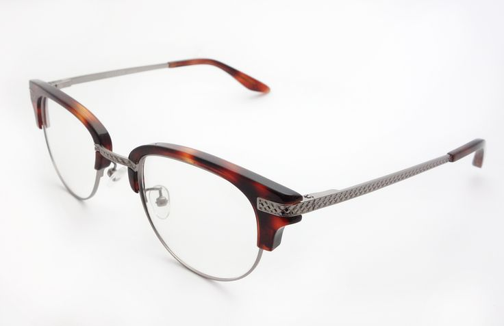The classy, custom made Lennox from the ATELIER Opticals Collection: Spring/Summer 2014