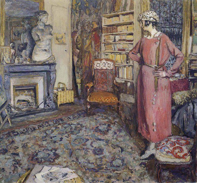 Edouard Vuillard - Venus de Milo,
