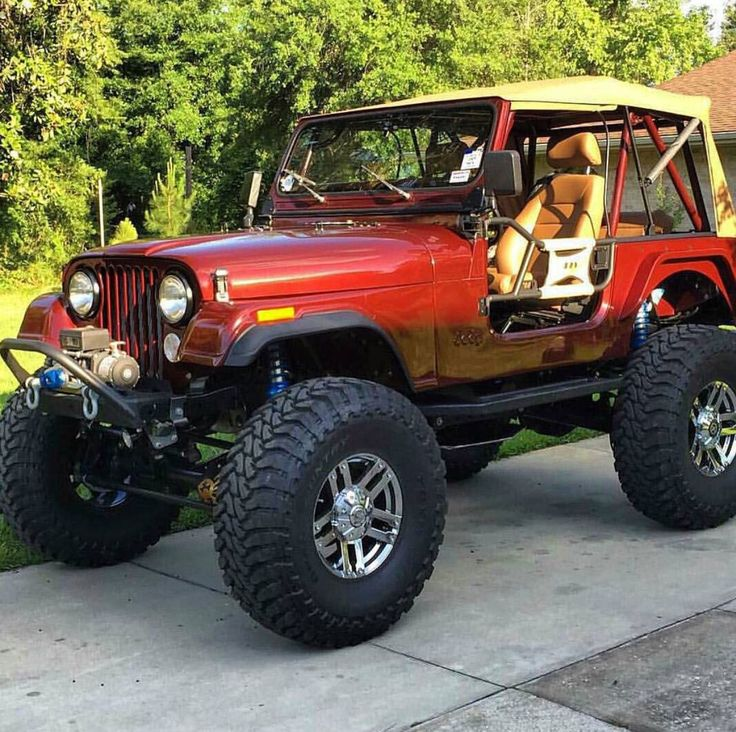 468 Best Jeep CJ5 And CJ7 Images On Pinterest