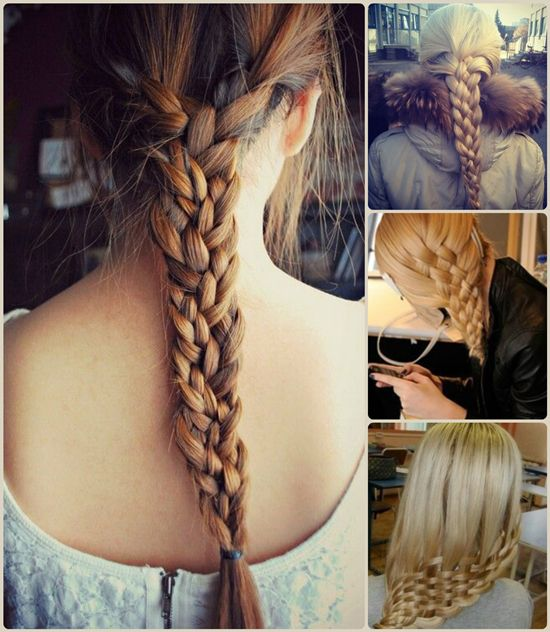 cute and sweet weave braid hair with real and cheap hair extension for short hair clip in
