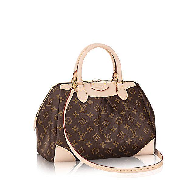 Ségur - Monogram Canvas - Handbags   LOUIS VUITTON