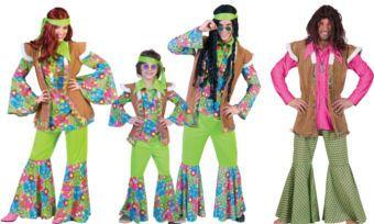 Hippie Hippy Peace Love Freedom Freiheit Easy Style Kostüm Verkleidung Ideen