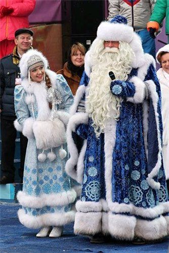 Russian Christmas Traditions | Katie - Russian Christmas & New Year Traditions)