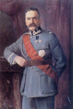 Józef Piłsudski ,First Marshal of Poland