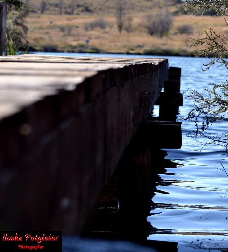 Millstream 2012 - winters morning