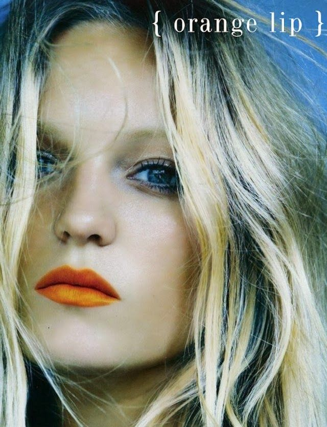 26 best ORANGE PUCKER images on Pinterest   Make up looks, Faces and ...