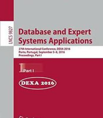 Database And Expert Systems Applications PDF
