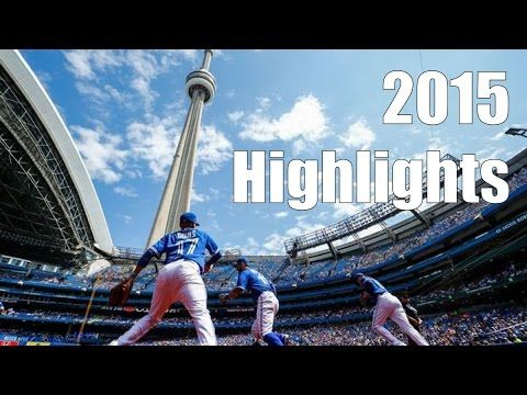 The Toronto Blue Jays - 2015 Full Season Highlights - Blue Jays Boys of ...