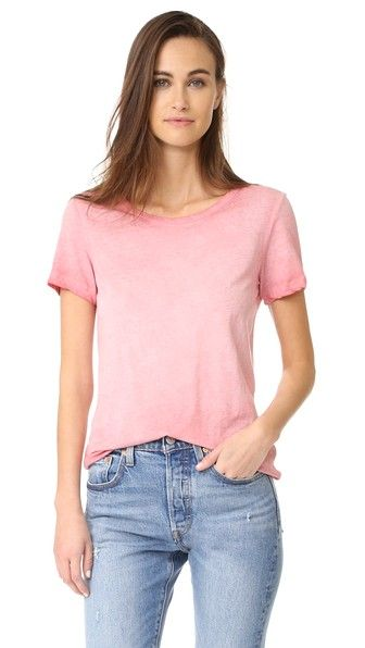 James Perse Clean Sun Faded Tee