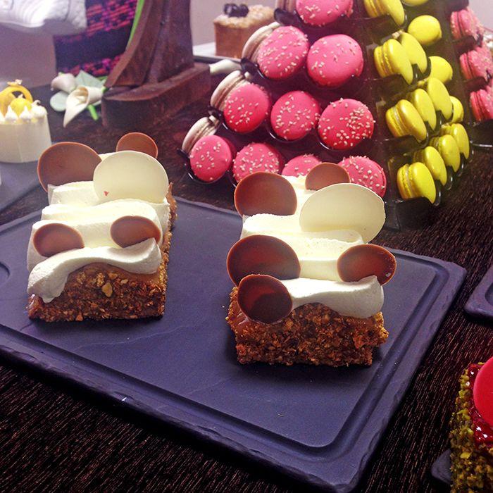 Карамельные кексы Gâteau de voyage